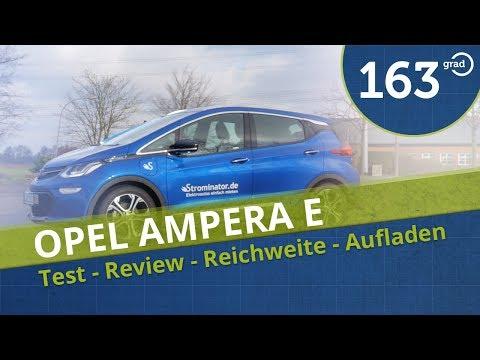 Opel Ampera e Test - Reichweite, Aufladen, Probefahrt Review - 163 Grad, Deutsch, 4k