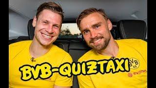BVB quiz taxi 2019 | The FINAL! with Reus / Götze, Schmelzer / Piszczek and Co.