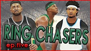WORST PERFORMANCE IN NBA HISTORY?! - RING CHASERS EP.5