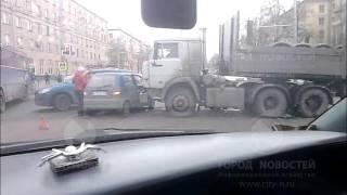 Замес на Курако в Новокузнецке