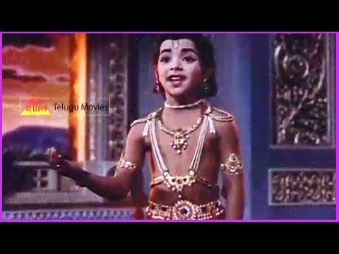 """Indugaladandhuledani Sandehambu Valadhu"" Climax Scene - In Bhaktha Prahlada Telugu Movie Scene"