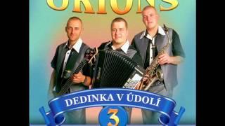 Skupina ORIONS - Si moja milá, Pod našima okny