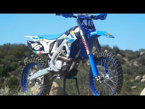 2019 GRAVITY TM RACING MX250Fi 4stroke in Olathe, Kansas - Video 1