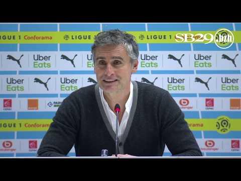 Marseille - Brest : la réaction des coaches