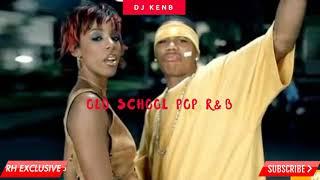 OLD SCHOOL R&B PARTY MIX ~ Usher, Nelly,Kelly Rowland Chris Brown, Ashanti & More DJ KENB