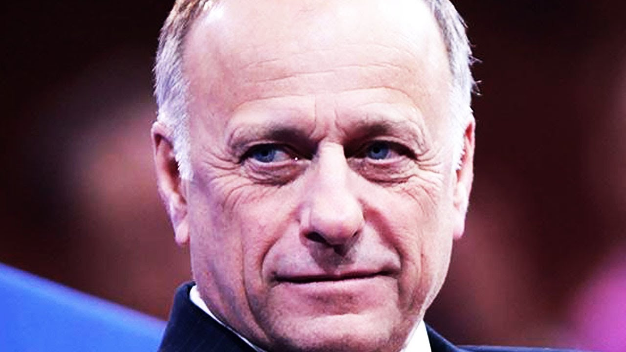Steve King: Build The Wall, Starve The Poor thumbnail
