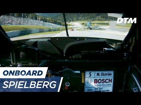 DTM Spielberg 2017 - Mattias Ekström (Audi RS5 DTM) - RE-LIVE Onboard (Race 1)