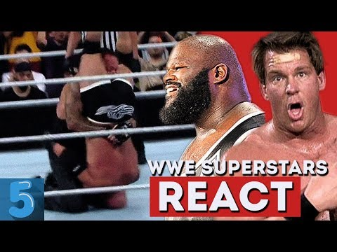 WWE Superstars REACT To Goldberg vs The Undertaker Match At Super ShowDown 2019