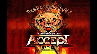 Banda Restless and Wild (Accept Tribute)  - Limeira Cultura Rock Fest IV