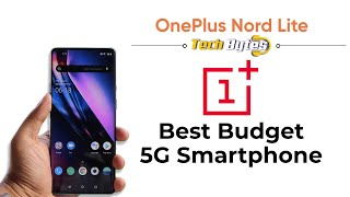 OnePlus Nord Lite 5G | Best Budget 5G Smartphone | TECHBYTES