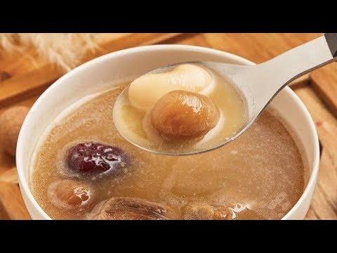 美食台   皮膚紅潤氣色好,這兩款湯有奇效!