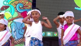 Vala Kilukkana - Kids Dance - Confident ATIK Onam Fest 2015