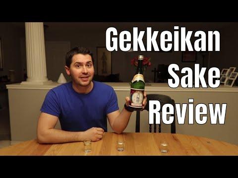Gekkeikan Junmai Shu Sake Review