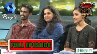 JB Junction : Arya Dayal & Sam Mathew (Saghavu Fame)   10th September 2016   Full Episode