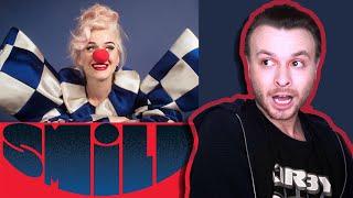 Katy Perry - Smile (Audio) [REACTION]