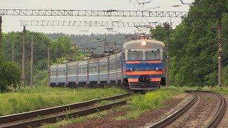 [БЧ] Электропоезда ЭР9т-692 и ЭПг-002 / [BCh] ER9t-692 and EPg-002 EMU