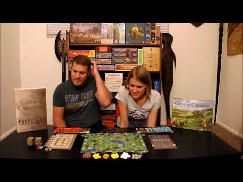 Voice of the Meeple: Clans of Caledonia Review
