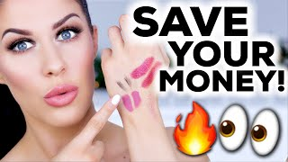 5 AMAZING MAKEUP DUPES!! SAVE YOUR MONEY!!!