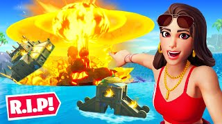 Time To Say *GOODBYE*...! (RIP Fortnite Coral Castle)