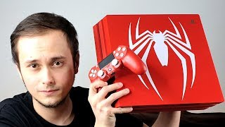 PS4 Spiderman Editie Limitata!