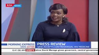 Dramatic fall of Rotich in just 24 hours   Press Review