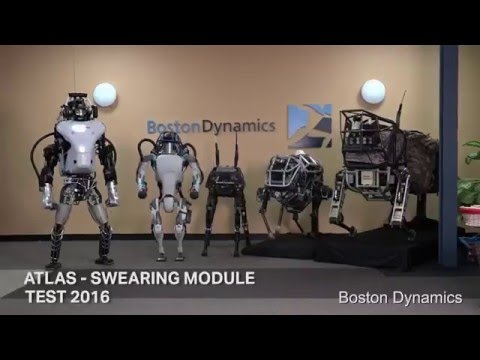 Some guy added voice over to robot footage (Boston Dynamics)