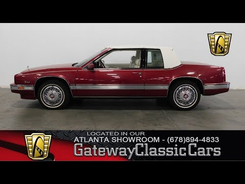 Video of '89 Eldorado - LGSU