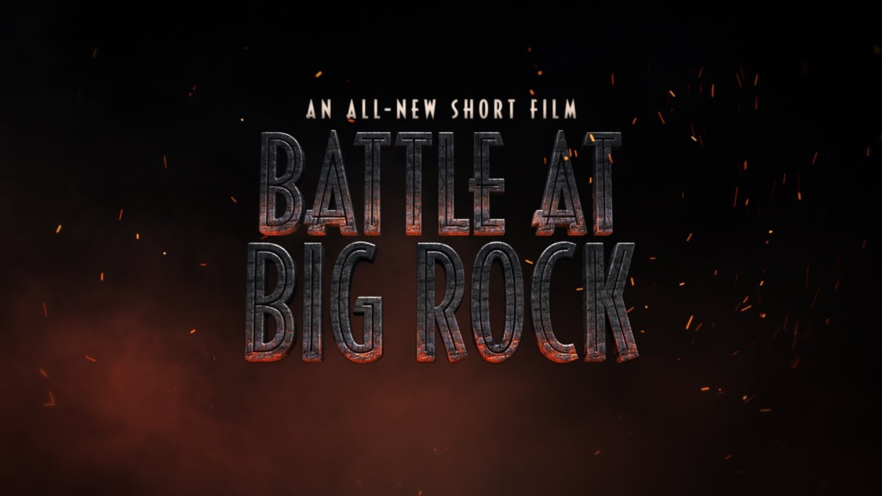 Battle at Big Rock / Jurassic World Short Film