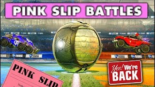 Pink Slip Battles Are BACK!