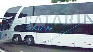 Viação Catarinense Marcopolo G7 1800 DD 15 Metros Scania K440iB