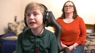 """I'm Afraid of My Violent, Video Gaming Addicted Son"""