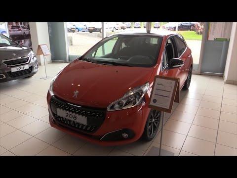 Peugeot 208 2016 In Depth Review Interior Exterior