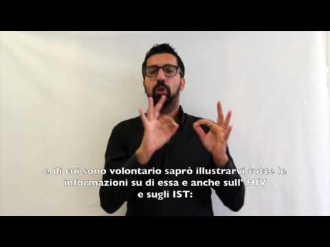 Arte & Mani Deaf Italy - Seminario 'AIDS, HIV e IST: Informare, Prevenire'