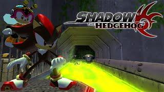 Shadow the Hedgehog - Prison Island (Hero) - Japanese - 4K HD 60Fps