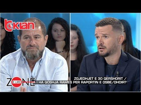 Zone e lire - Debati politik, ngjarjet e veres dhe surprizat e sezonit te ri! (06 shtator 2019)