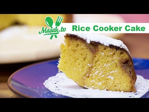 Video Rice Cooker Cake aka Kue Anak Kos | Patiseri #034