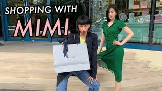 Shopping time by Alex Gonzaga