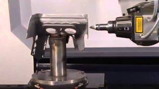 Metal Cutting Laser Machine Awesome ‪#‎Engineering