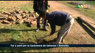 preview picture of video 'VOTV - Tot a punt per la Carbonera de Cànoves i Samalús'