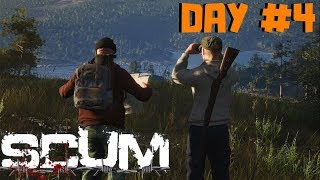 SCUM INFORMATION DAY #4 COMBAT, CLANS, WEATHER & SINGLEPLAYER! EVERYTHING YOU NEED TO KNOW!