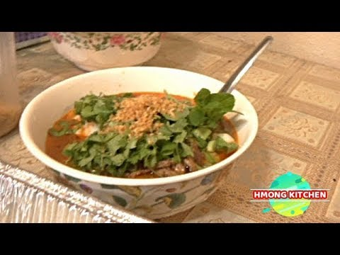 How I Made My Hmong Pho