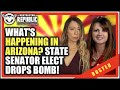 EXCLUSIVE! What's Really Going On With Arizona's Election? State Senator-Elect Drops Bombshells!