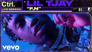 "Lil Tjay   ""F.N"" Live Session | Vevo Ctrl"