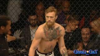 Conor McGregor vs Chad Mendes Лучшие моменты