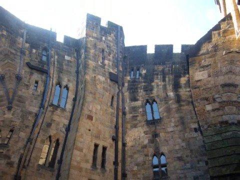 Il vero castello di harry potter for Mobili harry potter