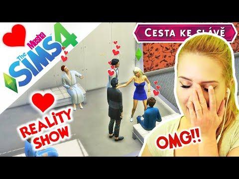 UVĚZNĚNI SE SEXY NÁVNADOU ● The Sims 4 - REALITY SHOW 06