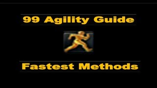 Runescape Ultimate 1 99 Agility Guide 2014 Fast And Efficient P2P Only