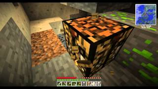 Minecraft com Mods - Novos minérios EP1