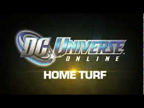 'Home Turf' For DC Universe Online Lets You Build Super Hideouts