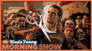 Henry Cavill Out as Superman (w/Blair Herter) - The Kinda Funny Morning Show 09.12.18